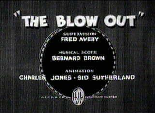 The Blow Out movie poster