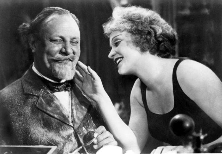 The Blue Angel Marlene Dietrichs The Blue Angel 1930 Feminma