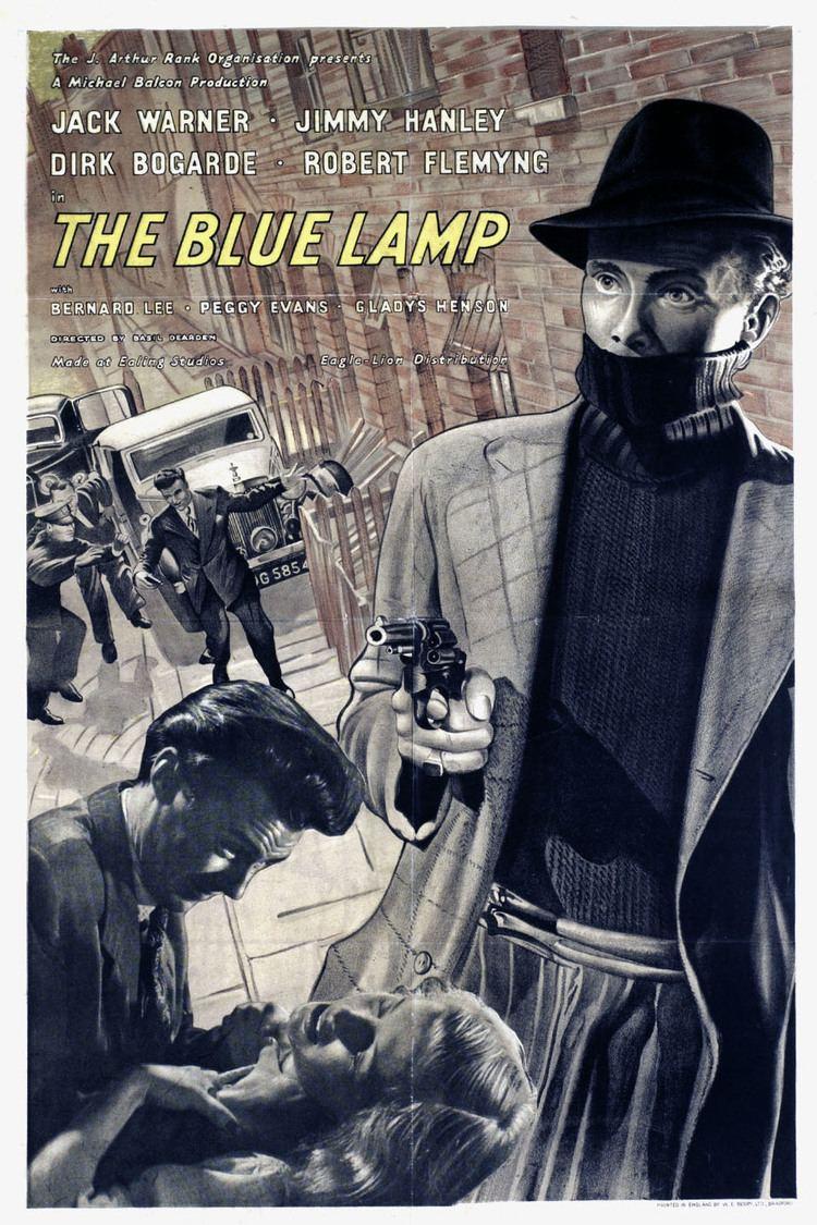 The Blue Lamp wwwgstaticcomtvthumbmovieposters44024p44024