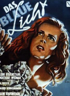 The Blue Light (1932 film) The Blue Light 1932 film Wikipedia