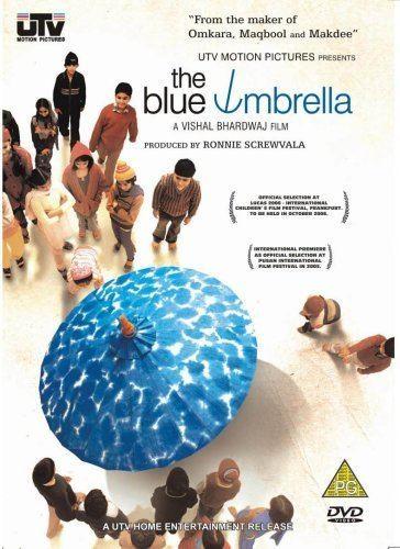 The Blue Umbrella 2005 DVD Amazoncouk Shriya Pankaj Kapur