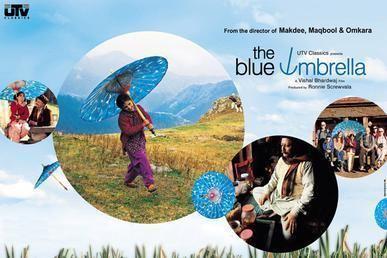 The Blue Umbrella 2005 film Wikipedia