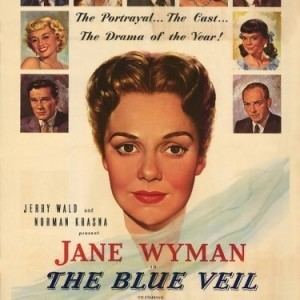 The Blue Veil (1951 film) The Blue Veil 1951 Movie on DVD Classic Movie Love