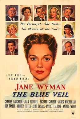 The Blue Veil (1951 film) The Blue Veil 1951 film Wikipedia