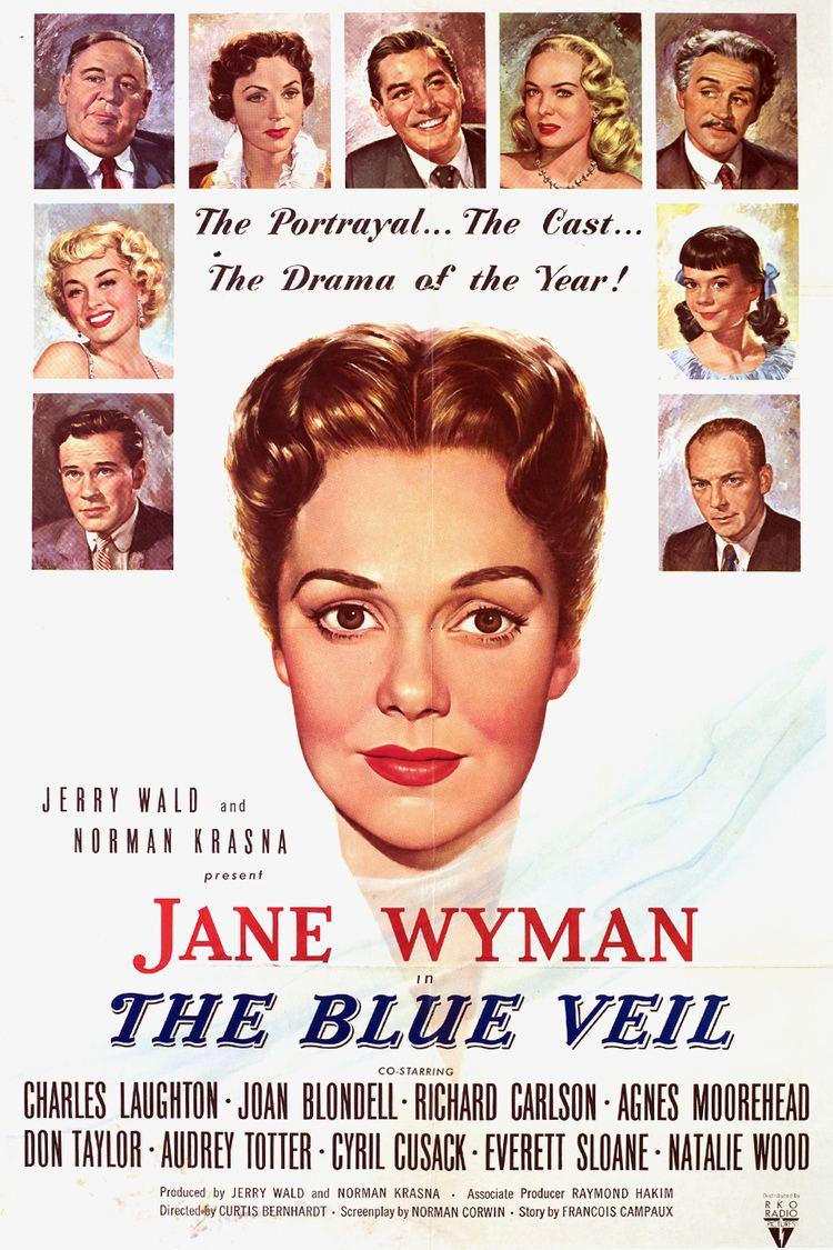 The Blue Veil (1951 film) wwwgstaticcomtvthumbmovieposters46887p46887