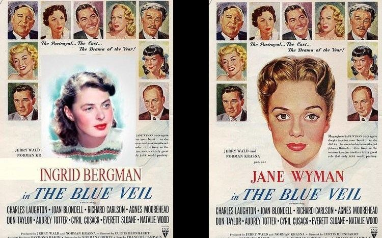 The Blue Veil (1951 film) The Blue Veil 1951 film Alchetron the free social encyclopedia