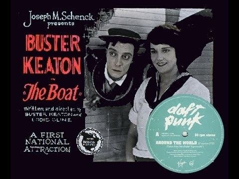 The Boat (film) Buster Keatons The Boat 1921 with Around the World by Daft
