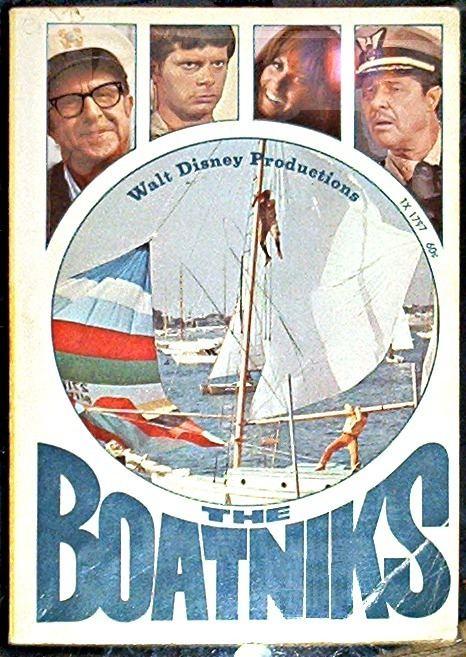 The Boatniks The Boatniks by Mel Cebulash TX1797 vintagescholastics