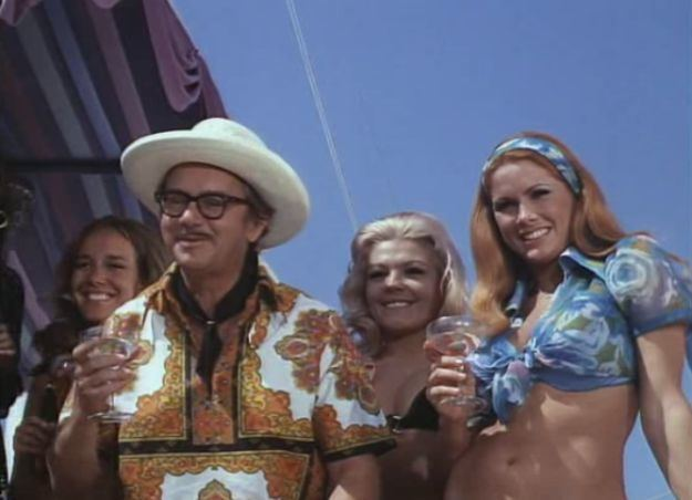 The Boatniks My First Movie Blogathon The Boatniks 1970