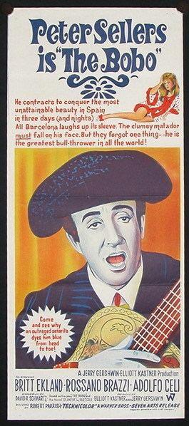 The Bobo Robert Parrish The Bobo 1967 Cinema of the World Part