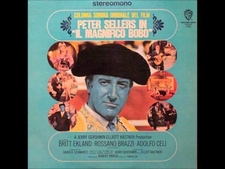 The Bobo Francis Lai The Bobo 1967 Vocal Version vinyl YouTube