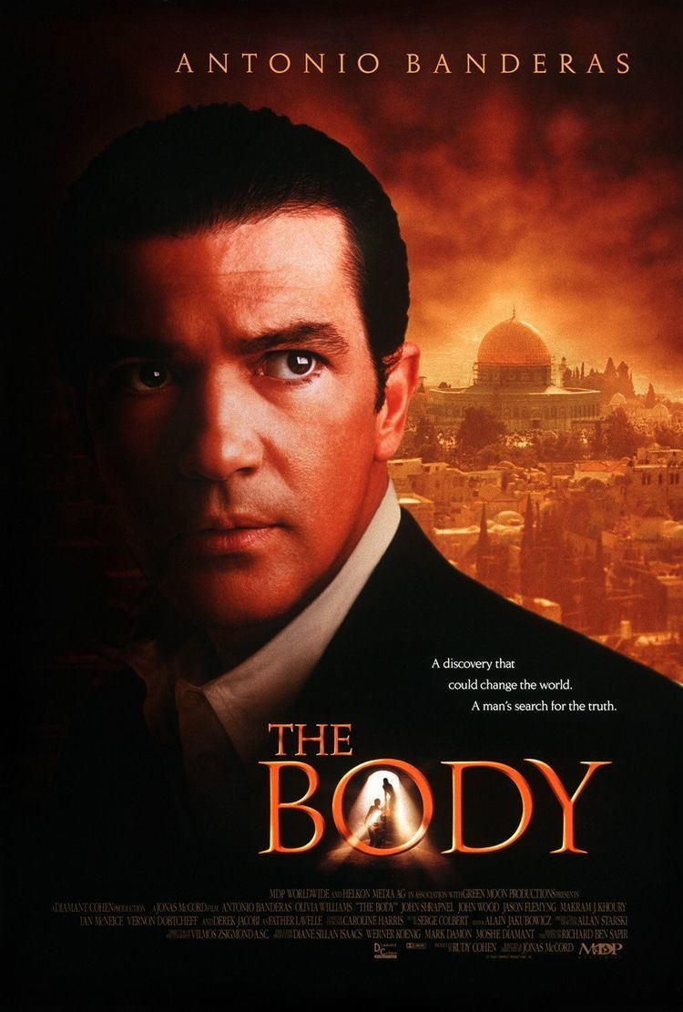 The Body (2001 film) The Body Movie Poster 1 of 2 IMP Awards