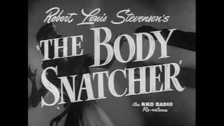 The Body Snatcher (film) The Body Snatcher 1945 Trailer YouTube