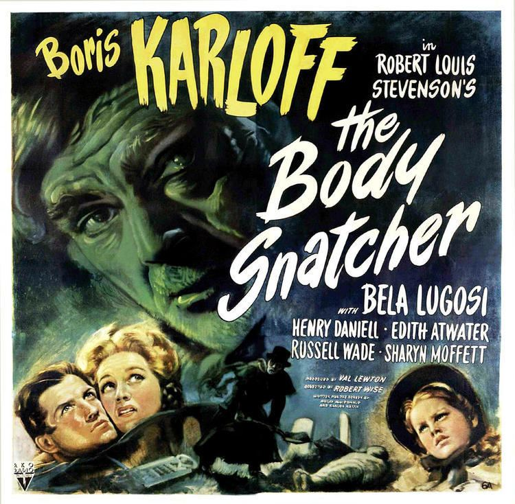 The Body Snatcher (film) The Body Snatcher film Alchetron the free social encyclopedia