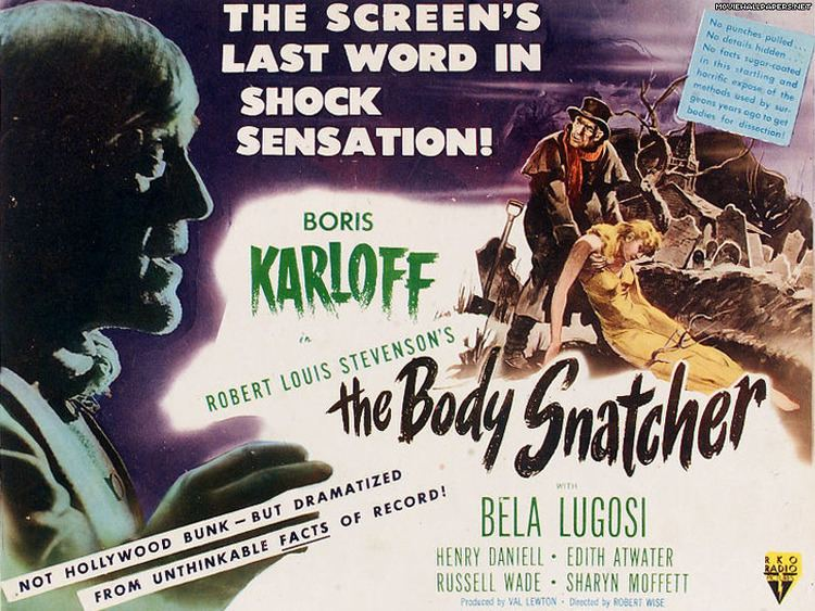The Body Snatcher (film) THE BODY SNATCHER 1945 The Dungeon Review GOREGIRLS DUNGEON