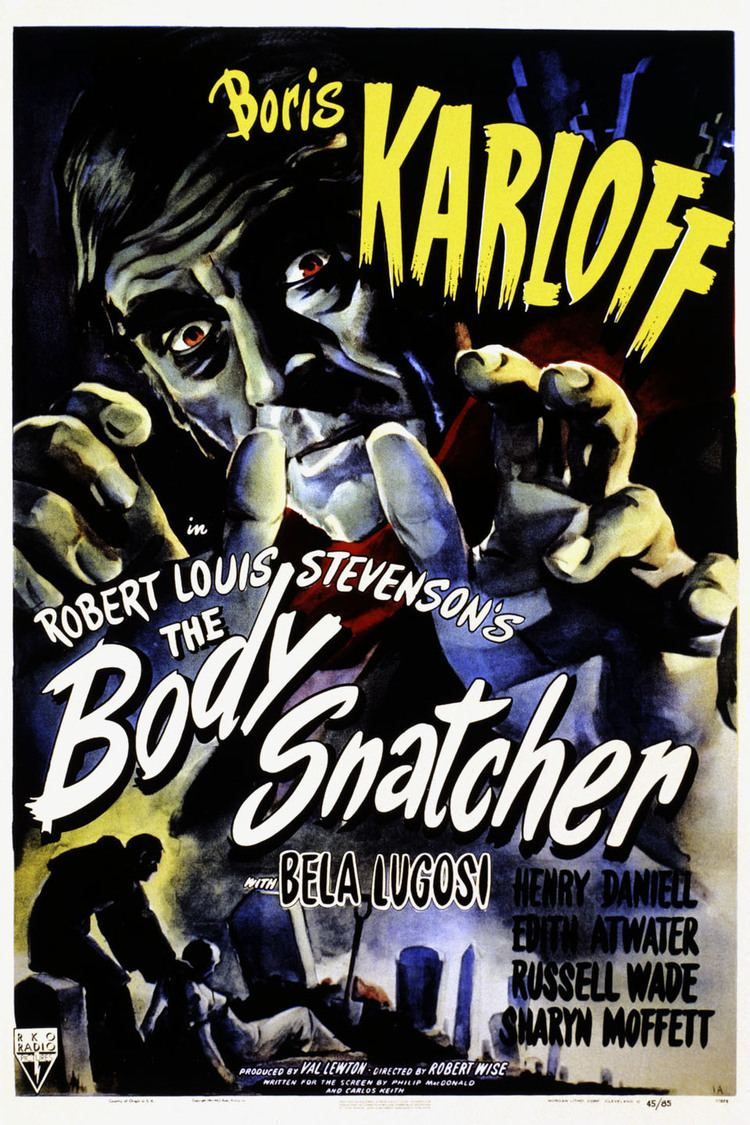 The Body Snatcher (film) wwwgstaticcomtvthumbmovieposters3599p3599p
