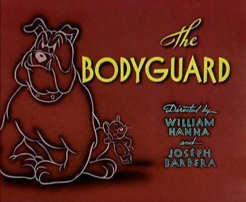 The Bodyguard (1944 film) movie poster
