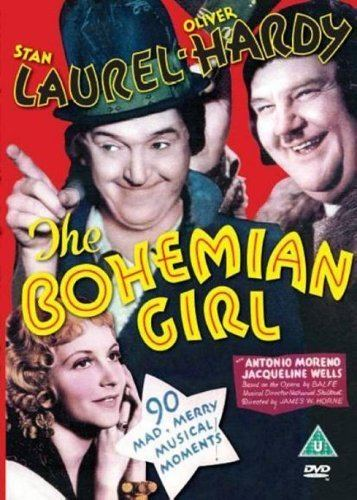 The Bohemian Girl (1936 film) Laurel And Hardy Bohemian Girl 1936 DVD Amazoncouk Stan