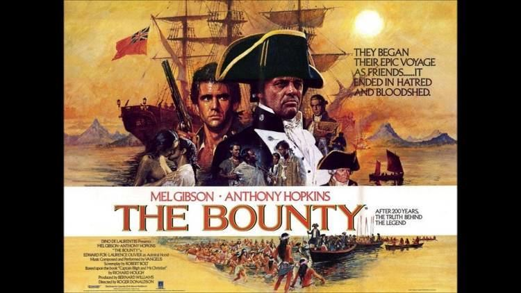 Bounty Opening Titles From The Bounty Cover YouTube