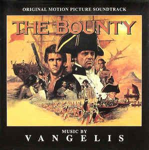 Bounty Vangelis The Bounty Original Motion Picture Soundtrack CD