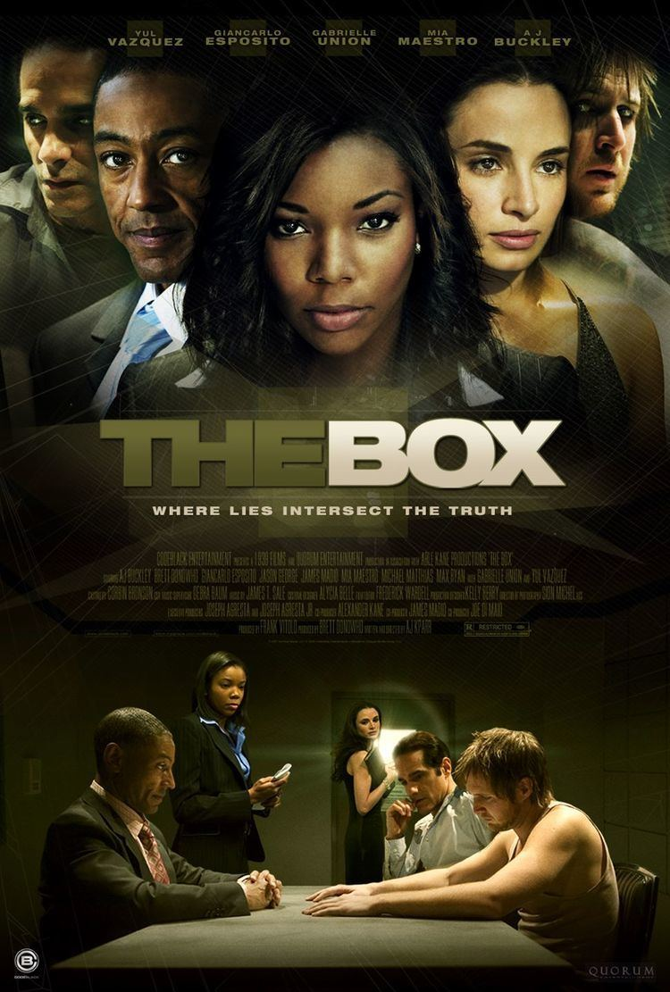 The Box (2007 film) The Box Movie Poster IMP Awards