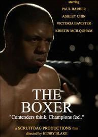 The Boxer (2012 film) movie poster