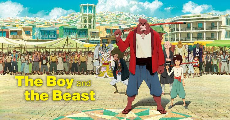 The Boy and the Beast The Boy and The Beast In Cinemas Now Strictly Limited Sessions