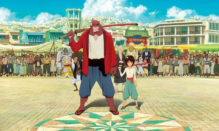 The Boy and the Beast The Boy and the Beast Funimation Films