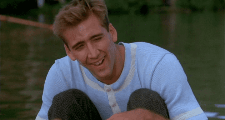 The Boy in Blue (1986 film) 8 The Boy In Blue 1986 Winning The Lottery With Nicolas Cage