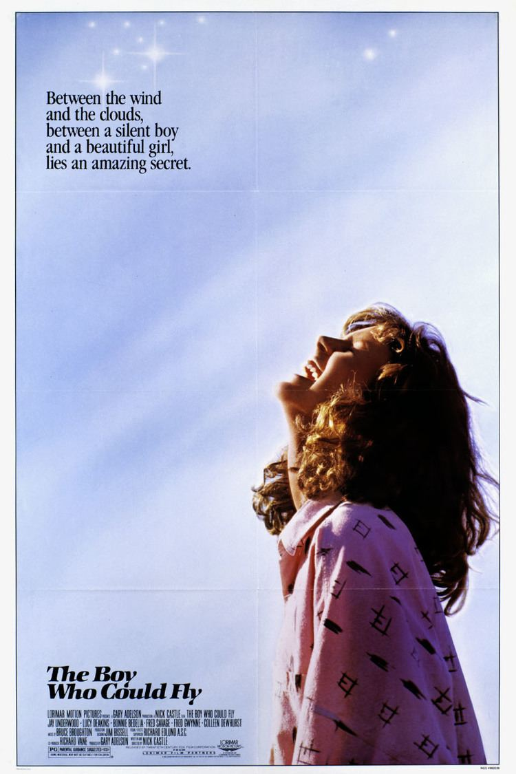 The Boy Who Could Fly wwwgstaticcomtvthumbmovieposters9758p9758p