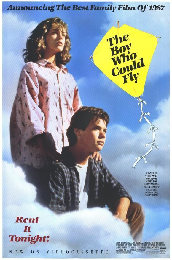 The Boy Who Could Fly All Movie Posters and Prints for The Boy Who Could Fly JoBlo Posters