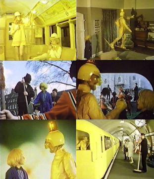 The Boy Who Turned Yellow The Boy who turned Yellow 1972 DVD Retro Tv On DVD
