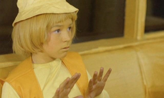 The Boy Who Turned Yellow My Pics and Movies The Boy Who Turned Yellow 1972