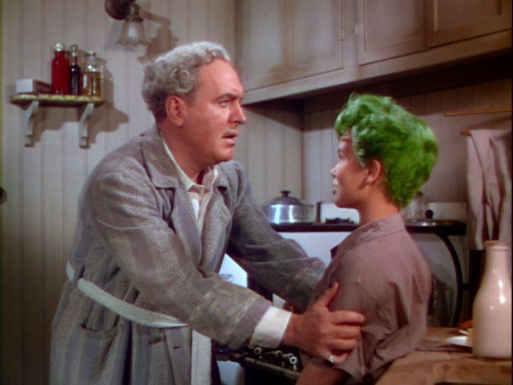 The Boy with Green Hair The Boy With Green Hair Nov 16 1948 OCD Viewer