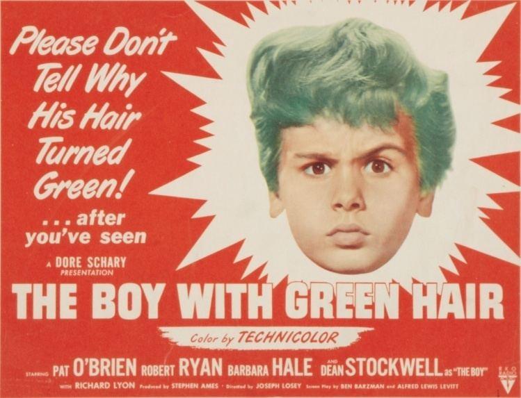 The Boy with Green Hair The Boy with Green Hair 1948