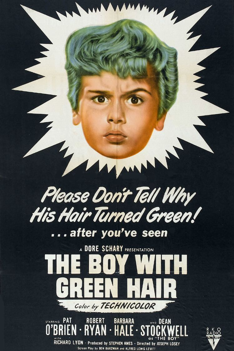 The Boy with Green Hair wwwgstaticcomtvthumbmovieposters1498p1498p