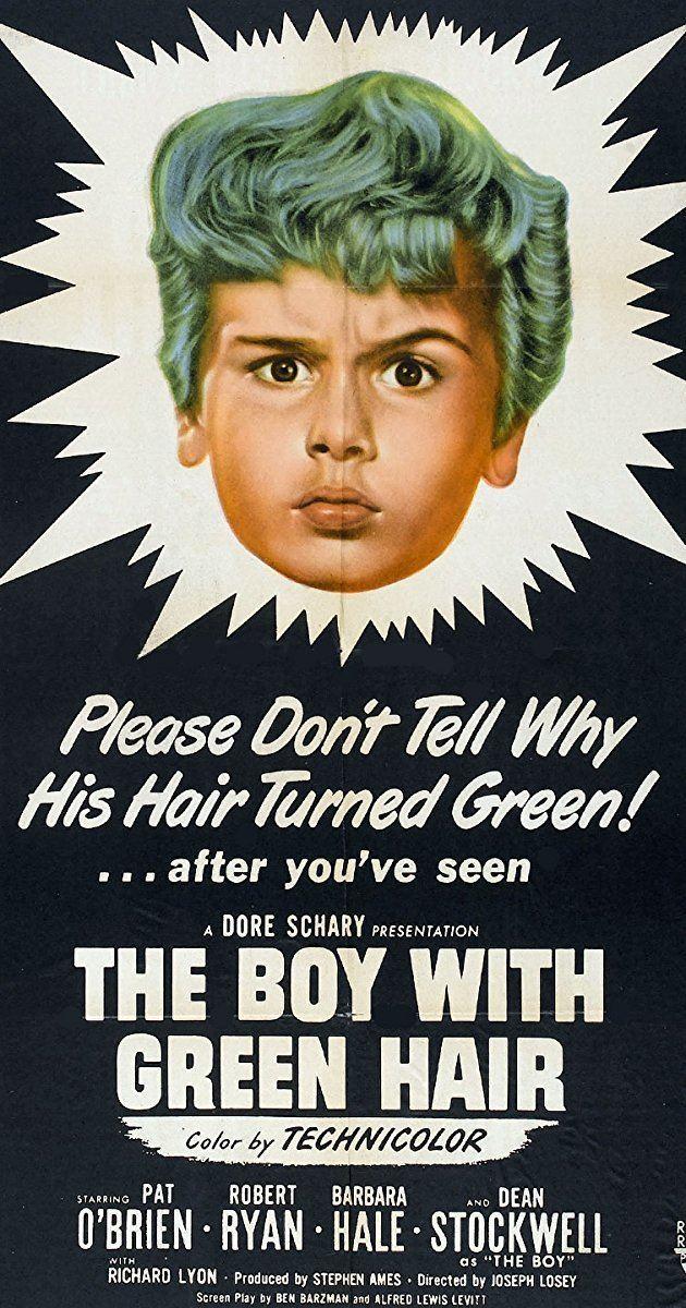 The Boy with Green Hair The Boy with Green Hair 1948 IMDb