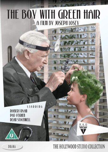 The Boy with Green Hair The Boy With Green Hair DVD Amazoncouk Pat OBrien Robert