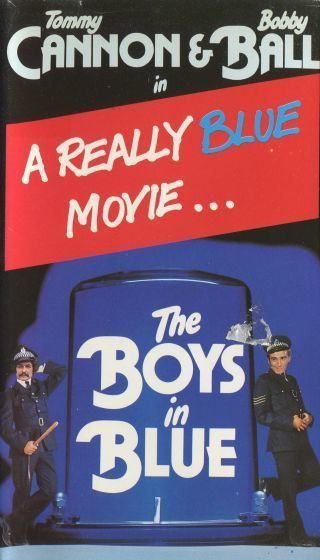 The Boys in Blue Cannon and Ball The Boys in Blue VideoDVD
