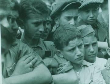 The Boys of Buchenwald movie poster