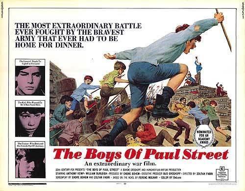 The Boys of Paul Street The Boys of Paul Street A Plutcai fik by Zoltn Fbri 1969