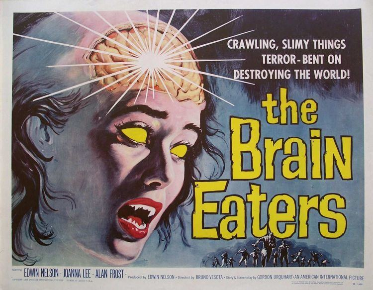 The Brain Eaters The Brain Eaters Extra Large Movie Poster Image IMP Awards
