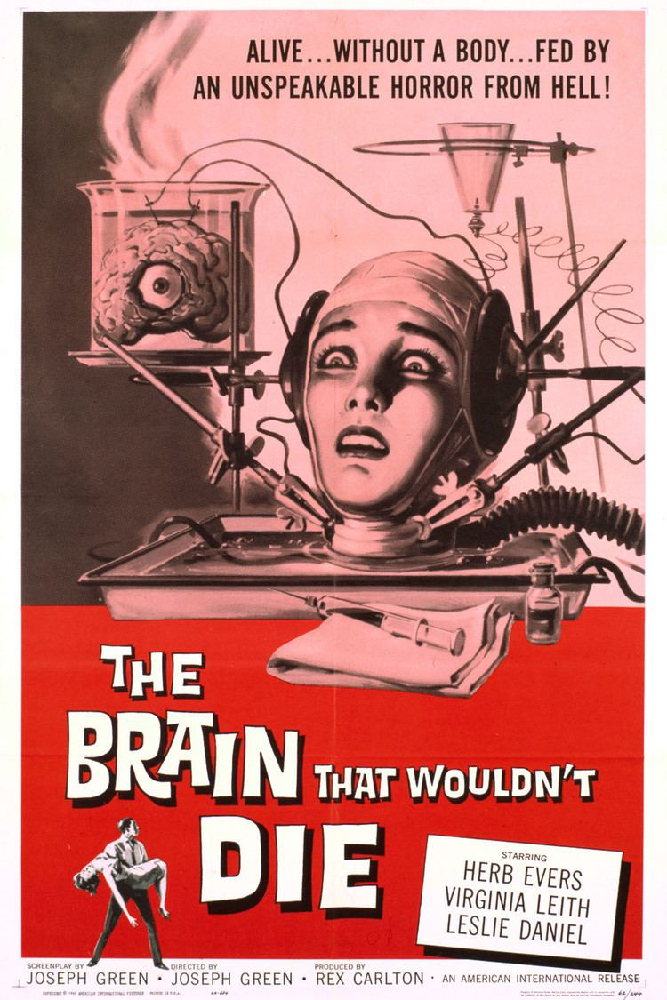 The Brain That Wouldn't Die wwwgstaticcomtvthumbmovieposters2821p2821p