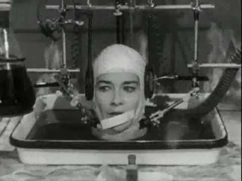 The Brain That Wouldn't Die The Brain That Wouldnt Die 1962 YouTube