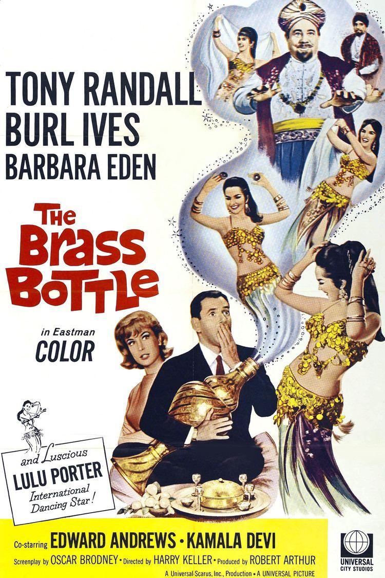 The Brass Bottle (1964 film) wwwgstaticcomtvthumbmovieposters38571p38571