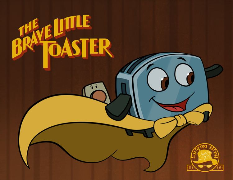 The Brave Little Toaster bravelittletoaster DeviantArt