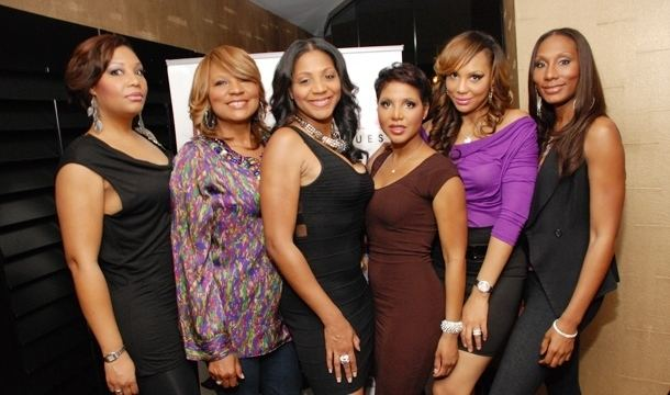The Braxtons Are The Braxtons Trying to Conquer The Talk Show Circuit