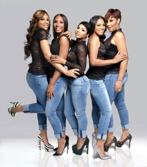The Braxtons the braxton family values I woud love to replicate this photo for