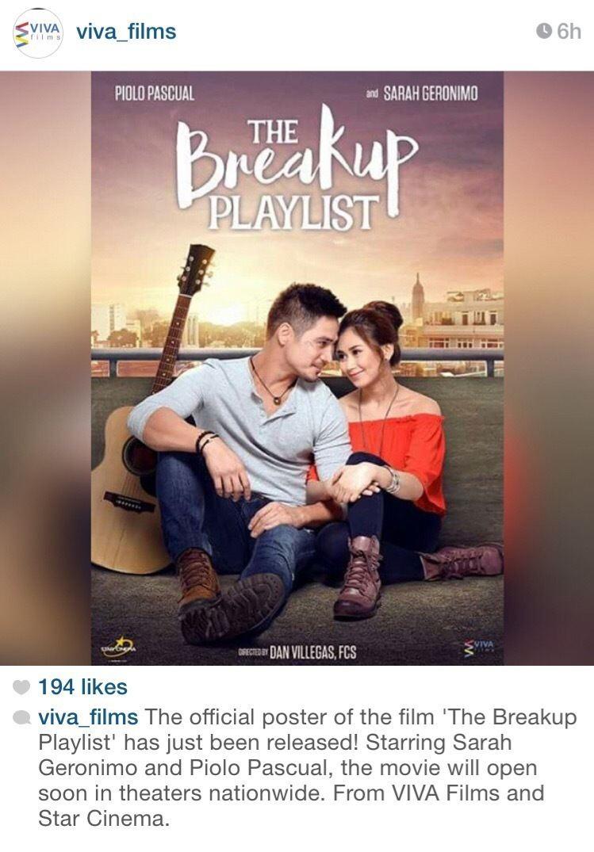 The Breakup Playlist The Breakup Playlist Dramastyle