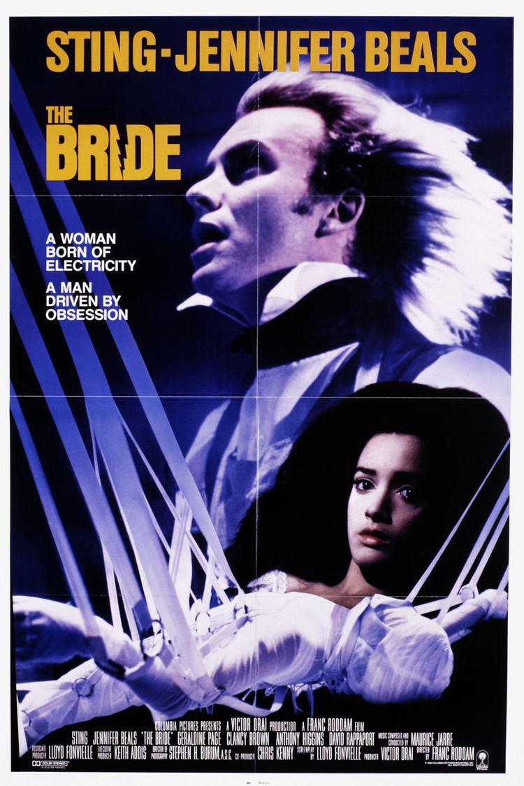 The Bride (1985 film) wwwgstaticcomtvthumbmovieposters8666p8666p